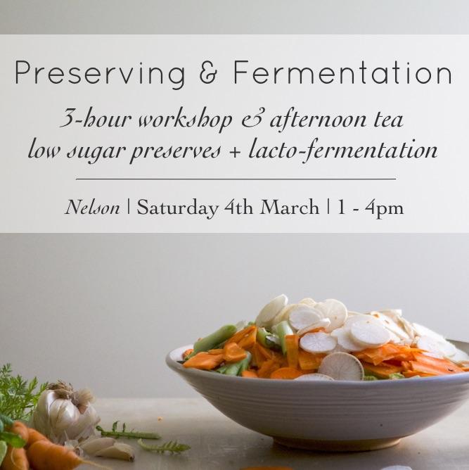 Preserving & Fermentation 2017