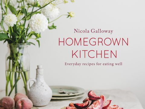 Homegrown Kitchen Front Cover