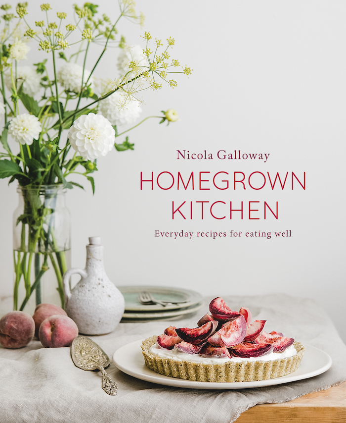 My Homegrown Kitchen Cookbook